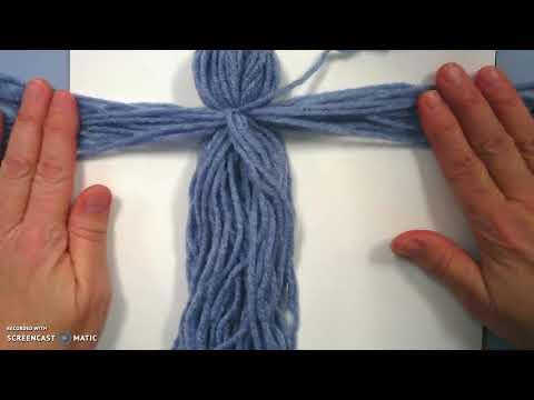 Yarn Doll Esperanza Rising