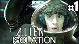 Alien Isolation - Parte 1 - UN