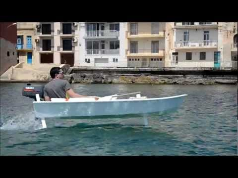 Design and Build of a Prototype Hydrofoil Craft