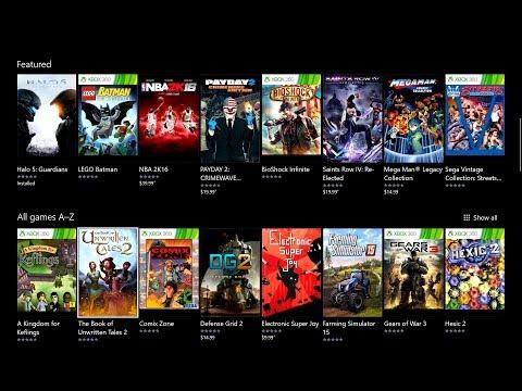 Xbox Game Pass Walkthrough