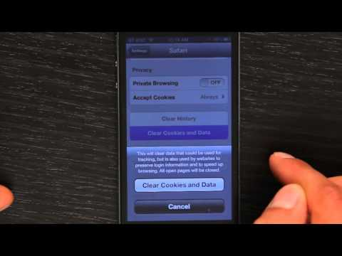 How to Reset Safari on an iPod : Tech Yeah!