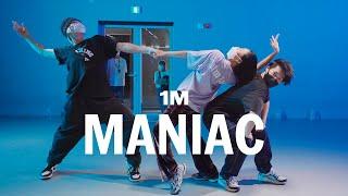 NCT U - Maniac (Sung by DOYOUNG,HAECHAN) Prod. RYAN JHUN / Lia Kim Choreography