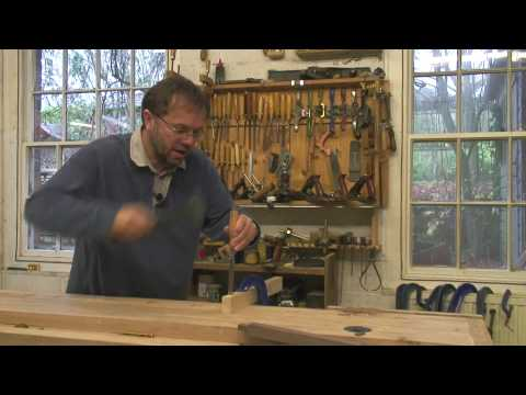 How to make a Mortise and Tenon joint