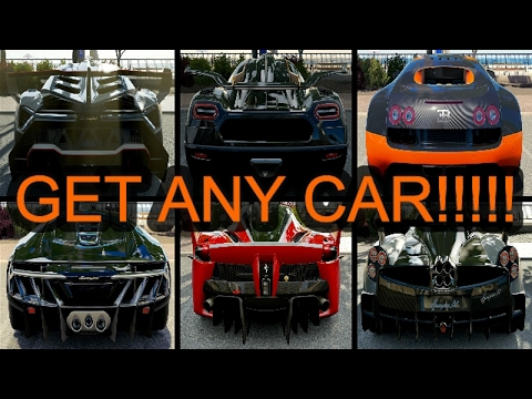 HOW TO GET ANY CAR FOR ((FREE)) IN FORZA HORIZON 3