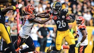 NFL Best Play From Every Jersey Number (21-40) | 2017-2018 Season