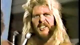 The Freebirds Heel promo Ft. Worth 1983