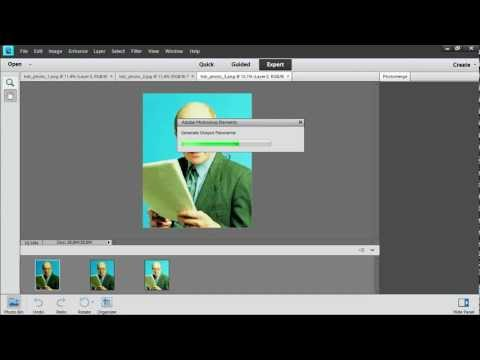 How to Create HDR in Photoshop Elements