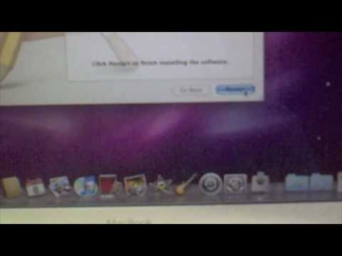 How to install a Mac OS x Snow Leopard from new  (Part2).