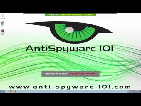 Remove 1-800-418-4202 TechScam manually