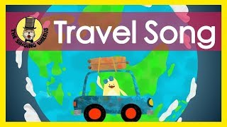 Travel Song | The Singing Walrus | Kids Songs