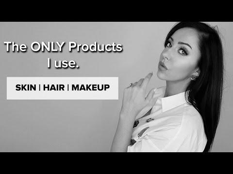 My Skin, Hair & Beauty Secrets // Glycolic, Retinol, Microdermabrasion