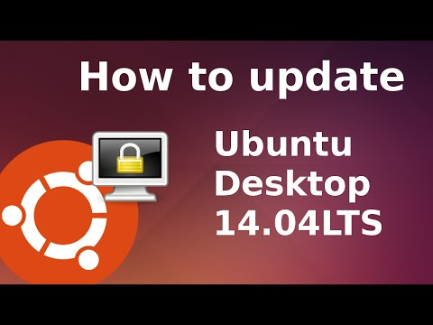How to update Ubuntu Desktop from the command line