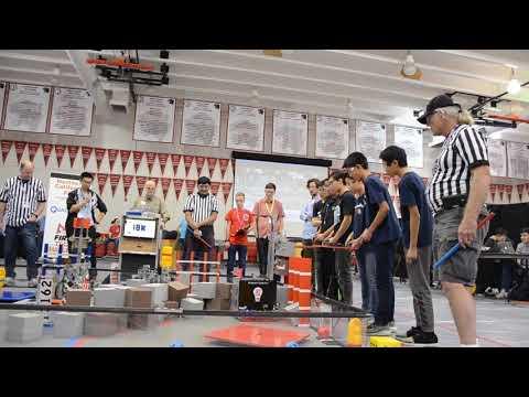 CALIFORNIA RECORD! Kuriosity Robotics - 377 Points - FTC Relic Recovery