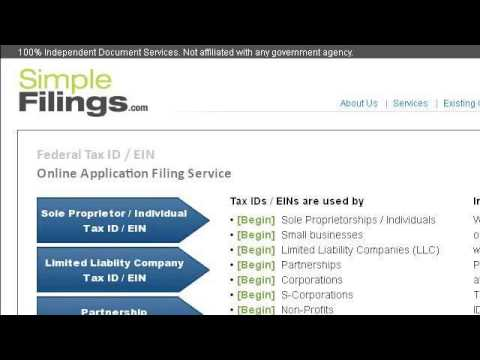How To Obtain A Non Profit EIN Number For Banking