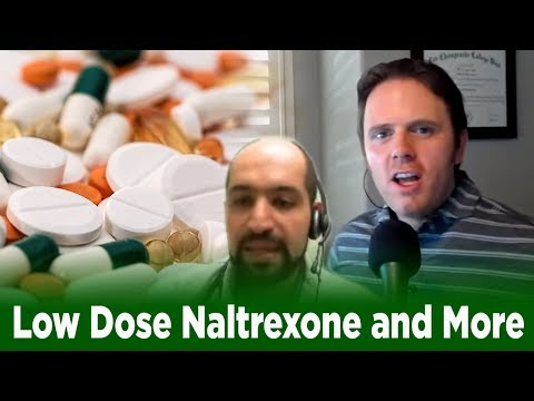 Low Dose Naltrexone and More | Podcast #185