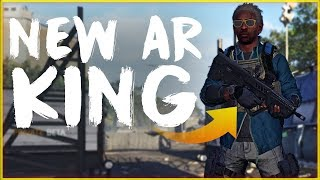 The Division 2   New Ar King? C-tar 21 Pvp Dark Zone Gameplay