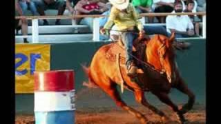 Horses Barrel Racing - Fast & Furious - Photo Tribute