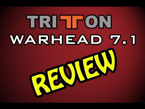 Tritton Warhead 7.1 Review! (Tritton Warhead vs. Tritton Detonator)