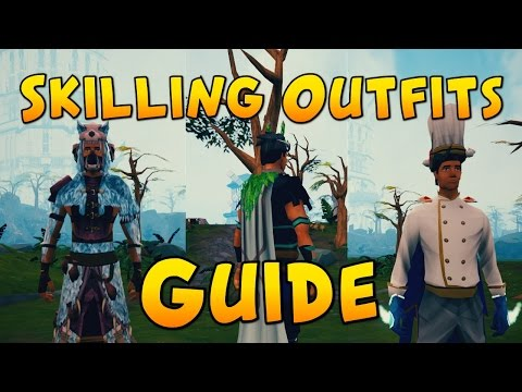 Skilling Outfits Guide: 7 Newly Obtainable Sets [Runescape 3]