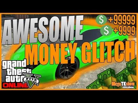 Gta v money glitch 2015 -