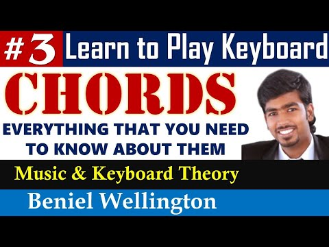 Keyboard Chords Tamil   How to play Tamil Christian Songs in Keyboard