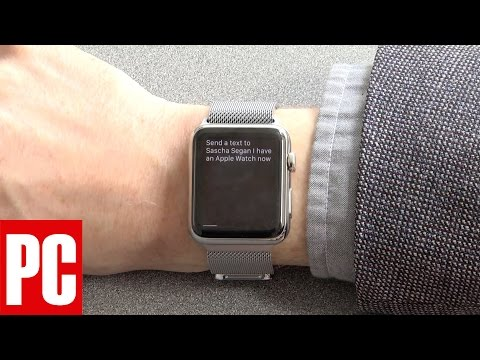 How to Send a Text Message on the Apple Watch