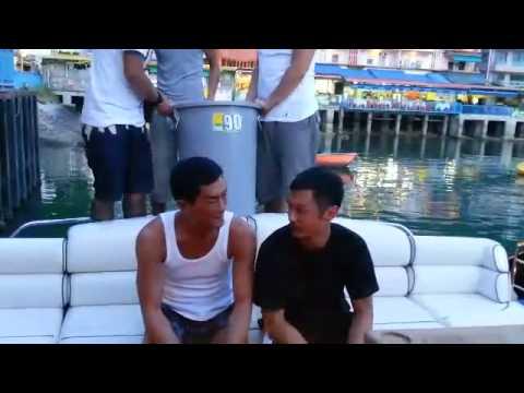 古天樂+余文樂ALS Ice Bucket Challenge