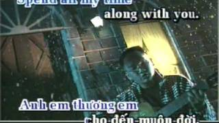 Phuong Thanh And Hoang Dung - Tam Long Em Trong Sang(karaoke).mpg