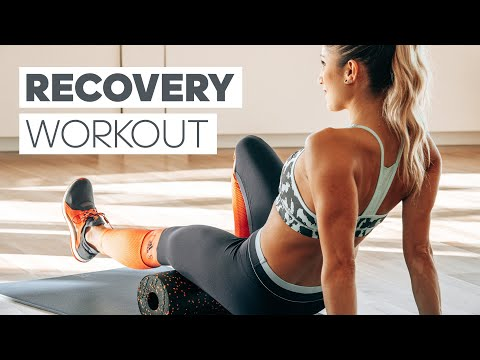How to Use a Foam Roller for Recovery