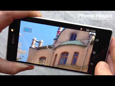 Filma i 4K med Sony Xperia Z2