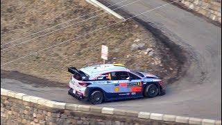 Rallye Monte-Carlo 2018 - Day 3 - Bayons Les Tourniquets [HD]