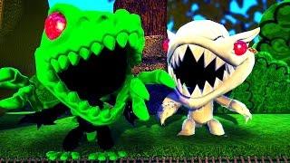 LittleBigPlanet 3 - Jurassic World Park Tour - Super Giant