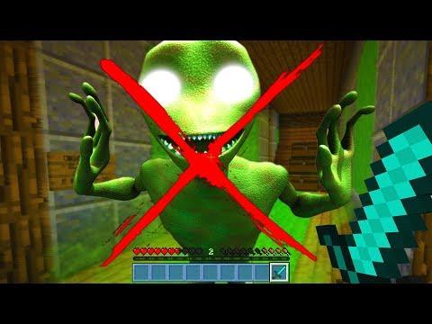 Killing Dame Tu Cosita in Minecraft.. (IT'S OVER)