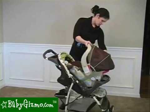 Baby Gizmo Graco LiteRider Stroller Review