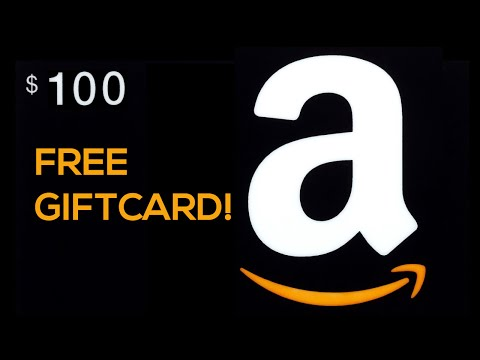 Tutorial: Free Amazon/PayPal Giftcards $100! June2018