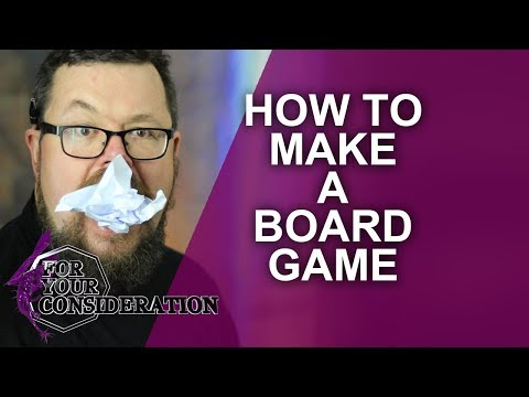 How to Design a Board Game with Ironrise - FYC
