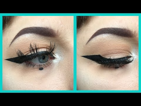 Eyeliner For Semi Hooded Eyes | Tips and Tricks