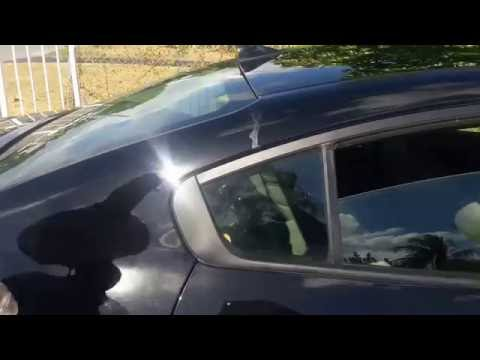 Removing Bird Poop off car!