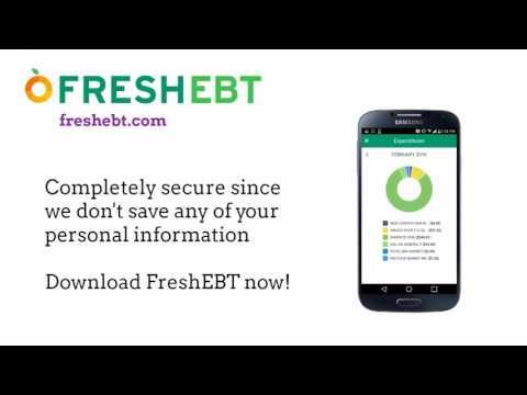 Fresh EBT: check your EBT balance on your phone