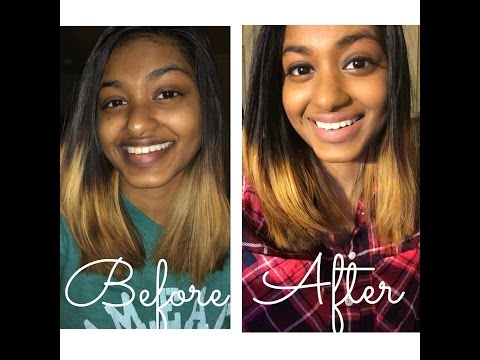 Daily Makeup Routine❤️ Indian/Dark Skin