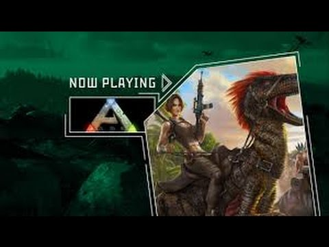 Ark Survival Evolved Gameplay Solo#1