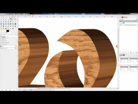 Select by Color Tool - GIMP 2.8 Beginners' Guide ep29