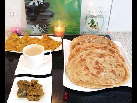 Aloo Ka Paratha آلو کا پراٹھا / Cook With Saima