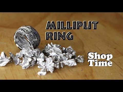 Milliput Ring