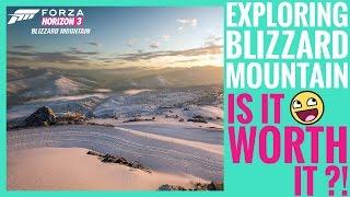 Forza Horizon 3 [XOne] - Blizzard Mountain - First 23 Minutes