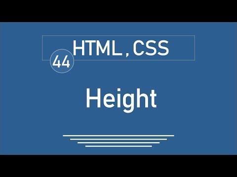 44 - ( jQuery Tutorial ) jQuery HTML / CSS : [ Dimension ] = height, innerHeight, outerHeight