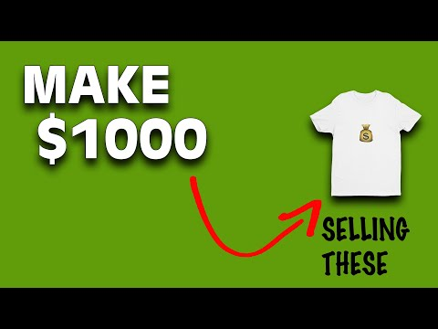 How 1 Girl Makes Almost $1000 A Day On Shopify Without Ads