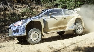 Hyundai i20 WRC 2017 Gravel Test with Kevin Abbring by Jaume Soler