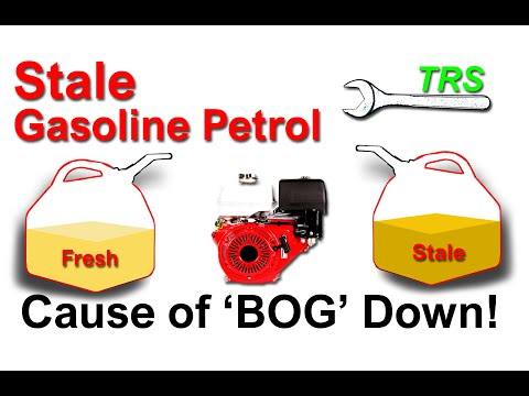 Why Stale Fuel Can Cause Bog Down/Two Stroke Cycle (12 of 12)