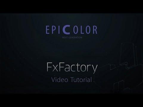 Epicolor Color Correction for FCP X Next Gen Tutorial